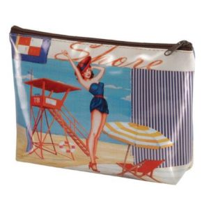 Sea Shore Cosmetic Purse x 2 - B8504