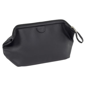 B9231 blk 2 300x300 - Black Men's Washbag - B9231