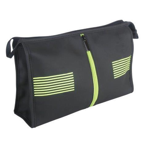 Fmg Mens Black Wash Bag - B9242