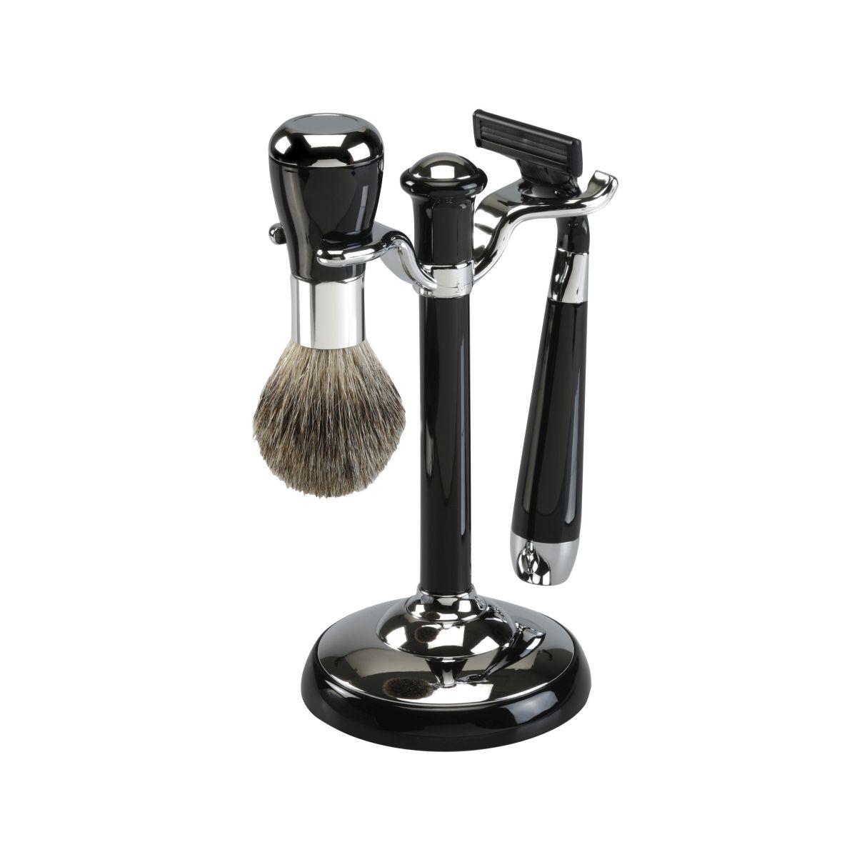 FM16 BLK - Men's Shaving Set - FM16B