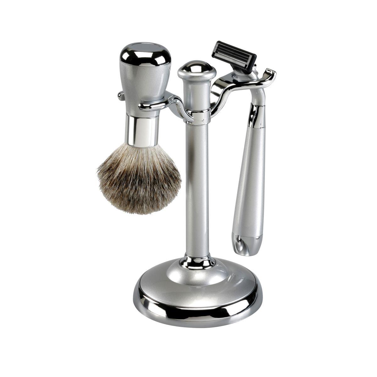 FM16 SILVER - Men's Shaving Set - FM16S