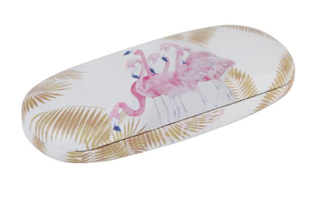 Flamingo Glasses Case