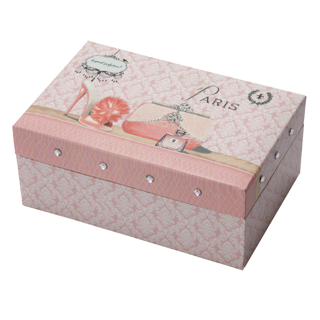 JB 106 - Jewellery Box 'Paris' - JB106