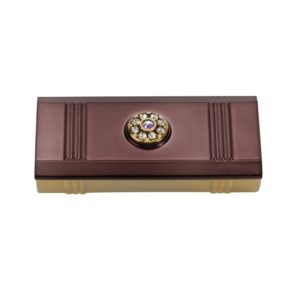 LH 711 bronze 300x300 - Bronze Lipstick Holder - LH711BRONZE