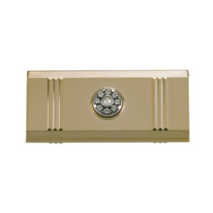 LH 711 gold 1 300x300 - Gold Lipstick Holder - LH711GOLD