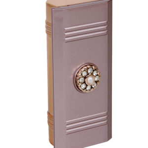 LH 713 BL RG 300x300 - Blush Rose Gold Lipstick Holder - LH713B/RG
