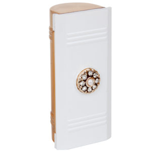 LH 713 P RG 300x300 - Pearl Rose Gold Lipstick Holder - LH713P/RG