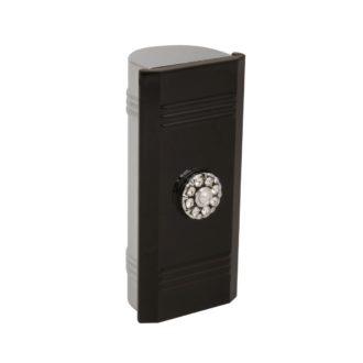 LH713 Black PC 330x330 - Black Lipstick Holder - LH713SBLK