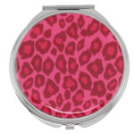 MC 201 pink leopard 150x150 - White Crystal Card Holder - CH155