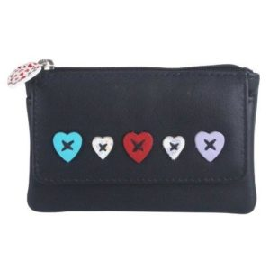 Black Coin Purse - ML46830BLK