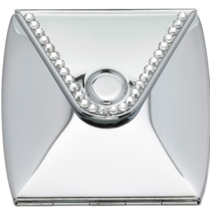 mc 79 1 300x300 - Mirror Compact Envelope with Crystals For Engraving - MC79
