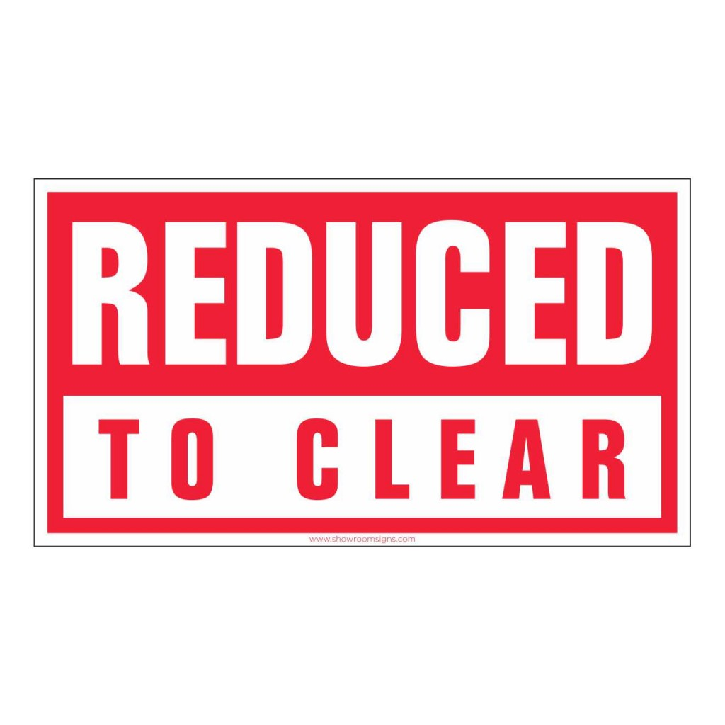 Reduced Mirrors